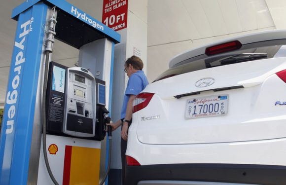 Hydrogen isn't the fuel of the future. It's already here