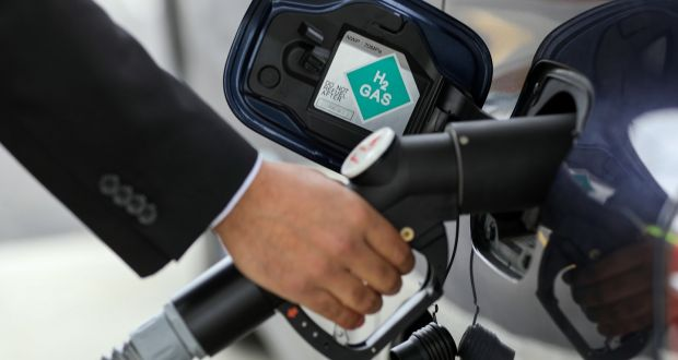 Plan for 80 hydrogen fuel stations for Ireland by 2030