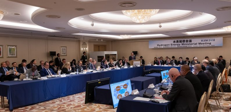 Hydrogen Energy Ministerial Meeting 2019 to be Held