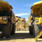 Hydrogen-powered mining trucks are coming