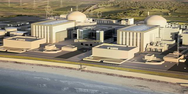 EDF plans vast hydrogen production at UK nuclear plants